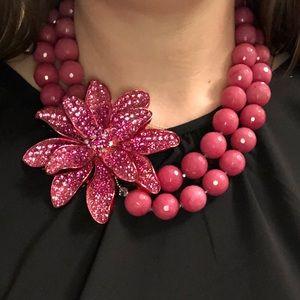 Jewelry - Necklace - statement piece, Swarovski